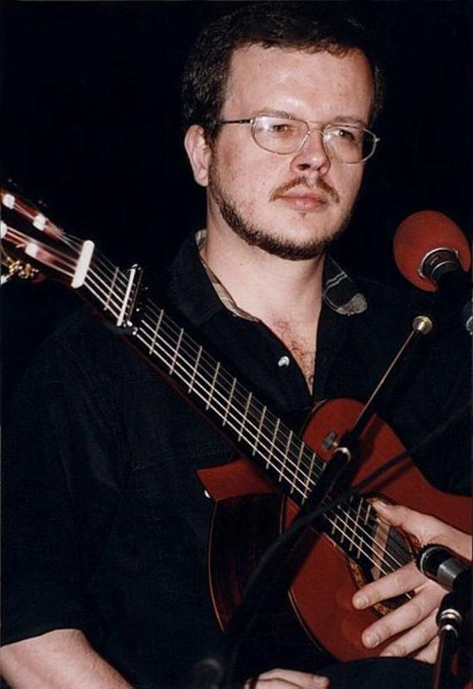 Jacek Kaczmarski, fot. Paweł Plenzner / Wikimedia Commons, lic. cc-by