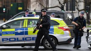 Na miejsce skierowano funkcjonariuszy policji i karetki pogotowia, przyleciał także śmigłowiec ratownictwa medycznego. Uzbrojeni policjanci weszli do gmachu parlamentu.