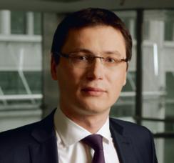 Artur Cmoch doradca podatkowy, wspólnik zarządzający praktyką podatkową GWW