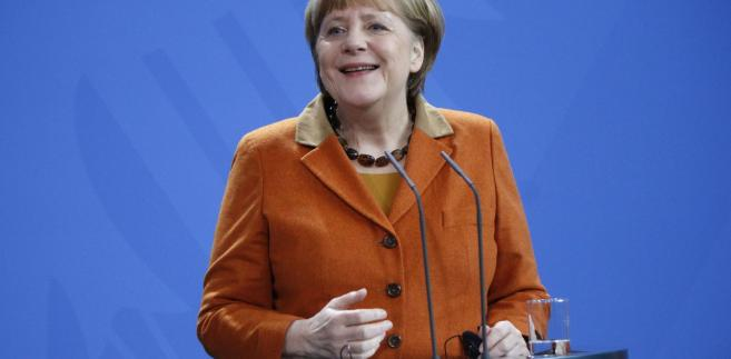 Zdaniem Merkel między partiami chadeckimi a SPD można znaleźć wiele zbieżności w polityce europejskiej