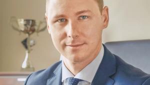 Wojciech Zabłocki, burmistrz dzielnicy Praga-Północ