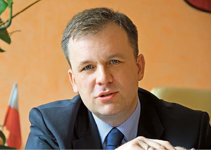 Krzysztof Chojniak prezydent Piotrkowa Trybunalskiego