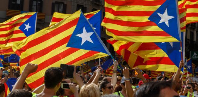 Puigdemont jest ścigany Europejskim Nakazem Aresztowania