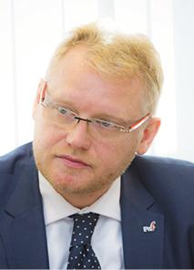 Paweł Gruza, wiceminister finansów, odpowiedzialny za departamenty podatkowe w resorcie finansów