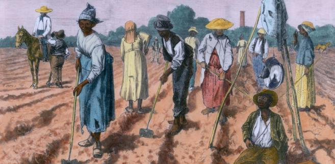 Oligarchię można zwalczać, zakres redystrybucji zwiększyć, złe prawo spróbować naprawić, ale niewolnictwo? Było i czy chcemy, czy nie, jego skutki będą nam jeszcze długo, nomen omen, kulą u nogi.