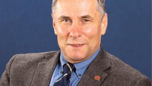 Leonard Etel, profesor, przewodniczący Komisji Kodyfikacyjnej Ogólnego Prawa Podatkowego