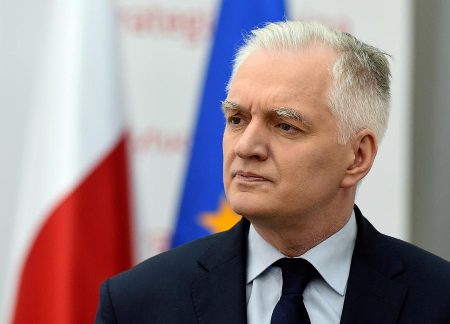 Wicepremier, minister nauki i szkolnictwa wyższego Jarosław Gowin