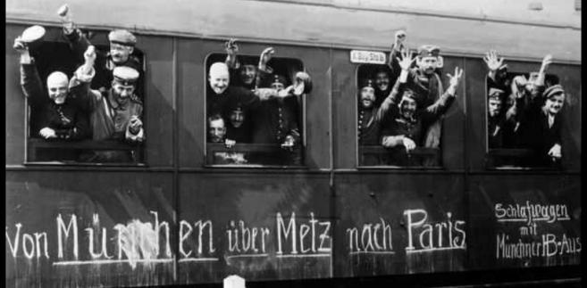 wojna, historia, Niemcy