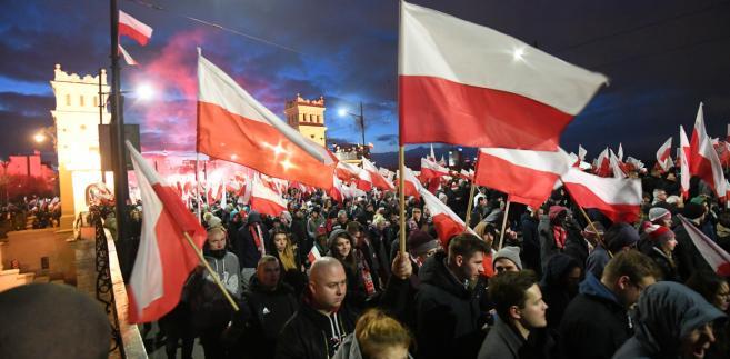 Komendant dodał, że w 308 zgromadzeniach, które odbywały się w całym kraju, brało udział ponad 65 tys. osób
