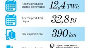 Przejmowane przez PGE aktywa EDF w liczbach