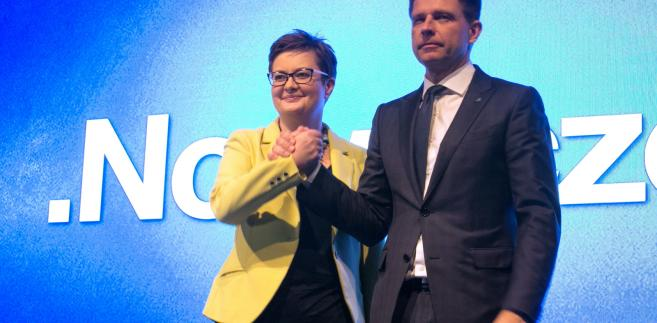Polityk dodał, że jest umówiony z Lubnauer na rozmowę nt. dalszej współpracy