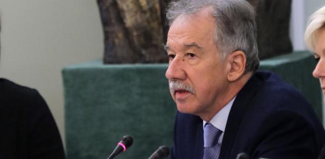 Jeśli projekt dotyczący nowej ordynacji zostanie uchwalony w obecnym kształcie, skład PKW może podać się do dymisji – zapowiedział jej szef Wojciech Hermeliński