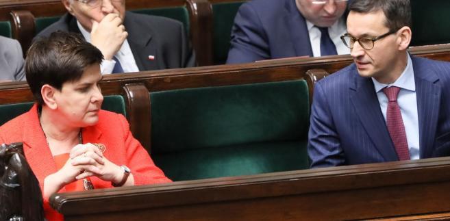 """Sasin podkreślił, że Polska """"powinna rozwijać się jeszcze szybciej"""""""