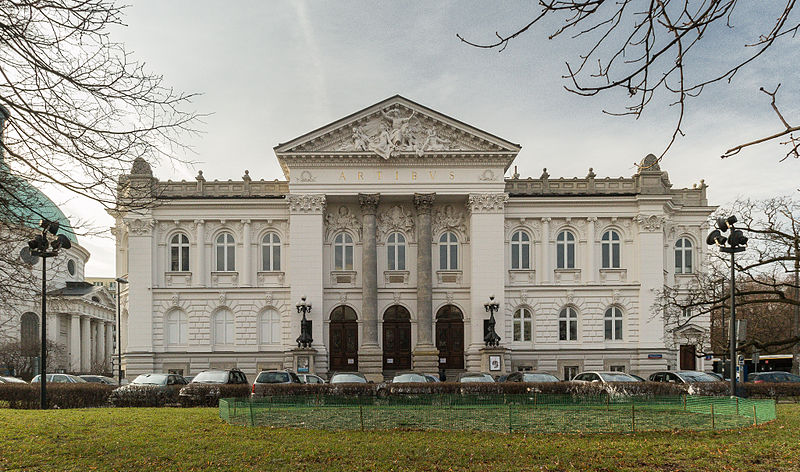 Zachęta Narodowa Galeria Sztuki, fot. Robert Drózd | Wikimedia Commons, lic. cc-by-sa