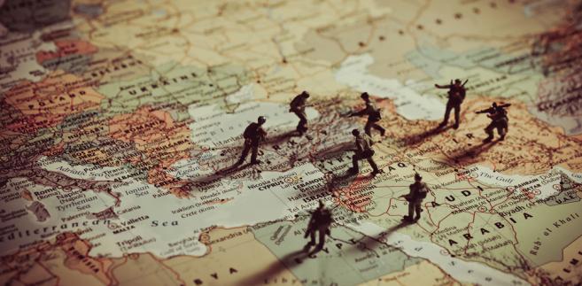 Konflikt syryjski
