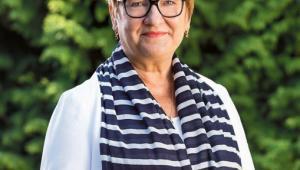 Dorota Jakuta, prezes Izby Gospodarczej Wodociągi Polskie