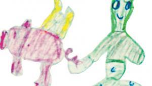 Rysunki wykonali: Pola Chodkiewicz (8 lat) Oskar Popłoński (10 lat) Majka Mazanec (13 lat)