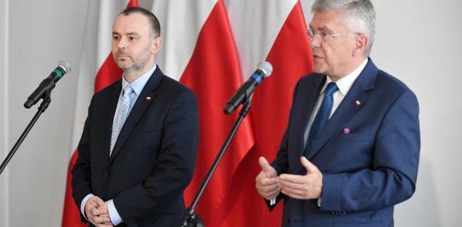 Stanisław Karczewski, Paweł Mucha