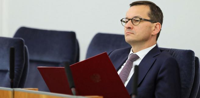"""Ostrzegł, że """"wejście ustawy w życie może negatywnie wpłynąć """"na strategiczne interesy Polski i jej stosunki - ze Stanami Zjednoczonymi i Izraelem włącznie""""."""