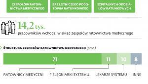 Jak wygląda system ratownictwa medycznego