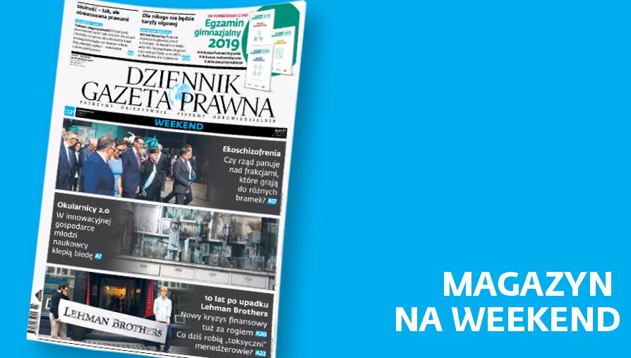 Magazyn 14.09.2018
