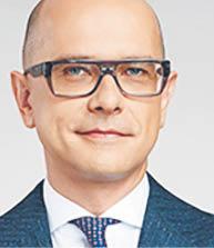 Bartosz Turno radca prawny, partner w WKB Wierciński, Kwieciński Baehr, 1. miejsce w 2014 r