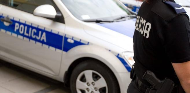 W miejscu wypadku pracują policjanci, pod nadzorem prokuratura.