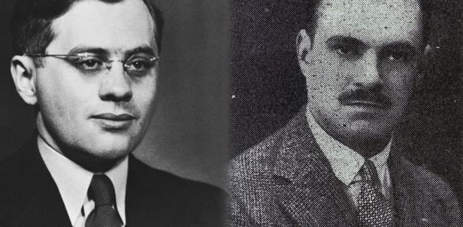 Juliusz Kühl i Konstanty Rokicki / źródło: IPN