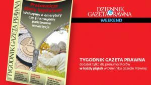 Tygodnik gazeta prawna 26.10.18