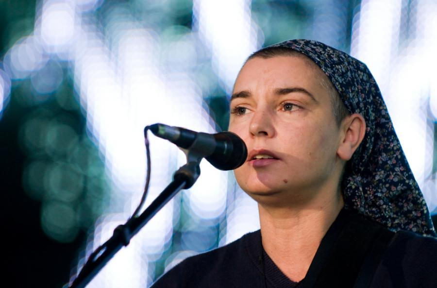 Sinead O'Connor (2008)