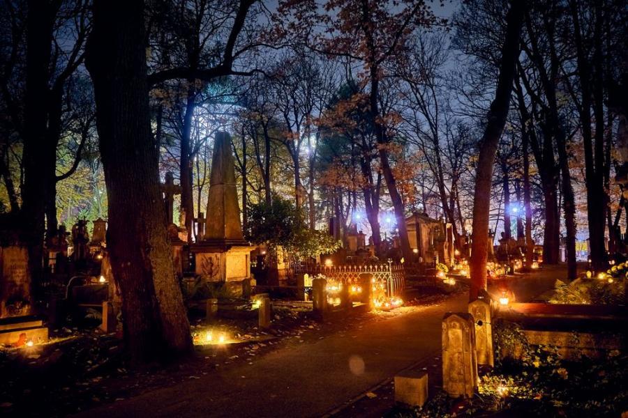 Powązki cmentarz