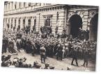 6 listopada 1923 r. wybuchł bunt robotników w Krakowie. W trakcie pacyfikacji zginęło 18 cywilów i 14 żołnierzy