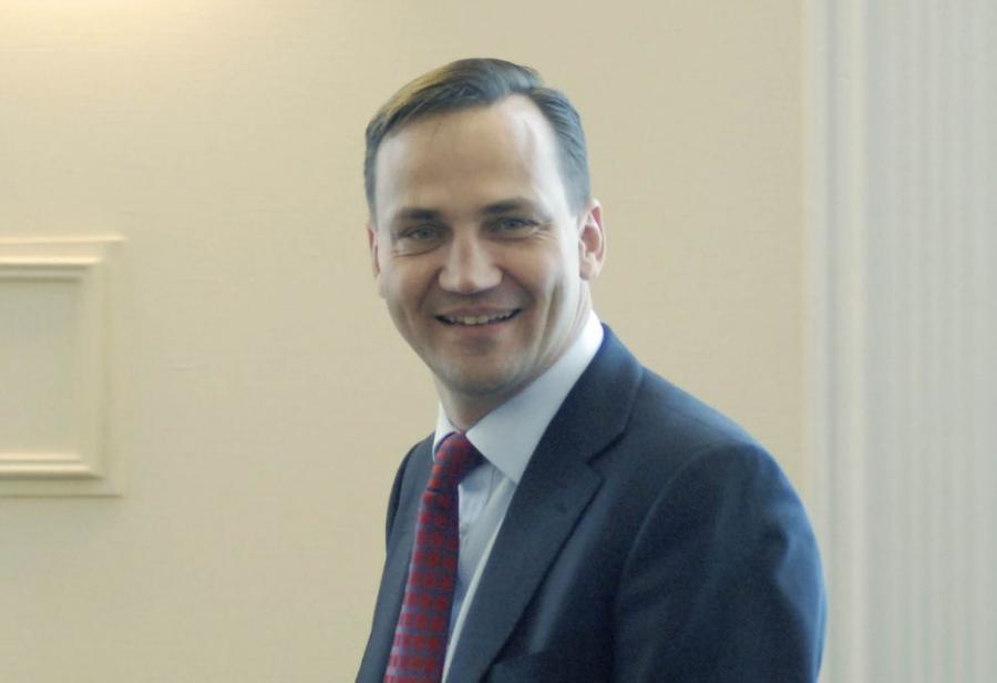Radosław Sikorski fot. Newspix.pl/ Marcin Lobaczewski