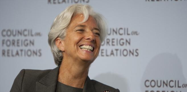 Christine Lagarde pozostanie szefową Międzynararodowego Funduszu Walutowego