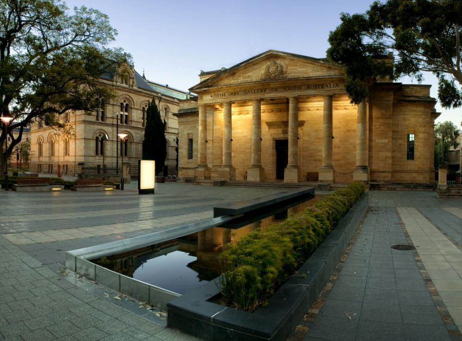 Adelaide (Australia), autor: Kajinoz, licencja: GNU Free Documentation License