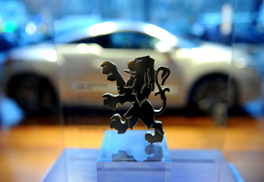 Logo Peugeot'a