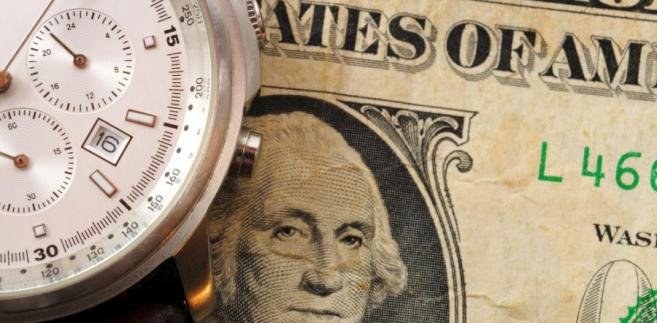 """Dolar osłabi się, jeżeli Ben Bernanke nie spełni """"jastrzębich"""" oczekiwań części inwestorów."""