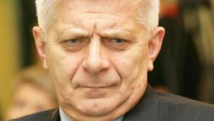 Prezes NBP Marek Belka