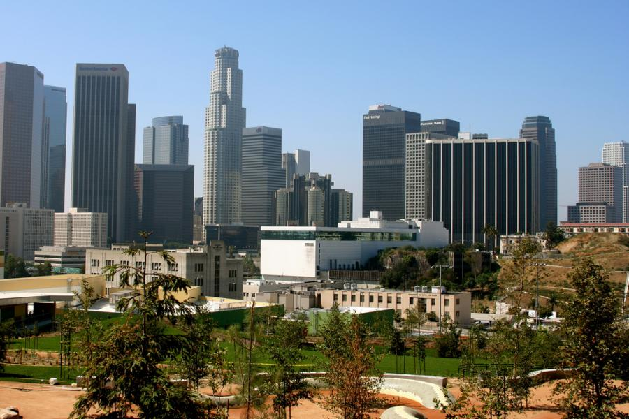 Los Angeles Fot.flickr/channone