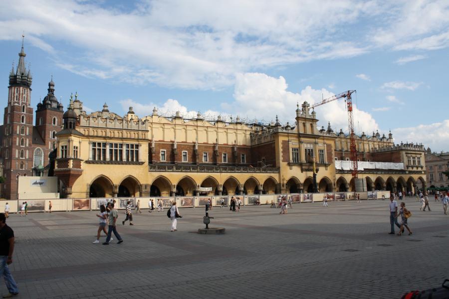 Pierwszy polski akcent na liście UNESCO – Kraków i jego Stare Miasto, wpisane do księgi w 1978 roku. Fot.flickr/Lars K. Jensen