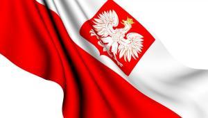 Flaga Polska. Fot. Shutterstock.