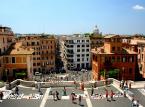 5. Rzym. Starożytne miasto, idealnie połączyło w sobie piękno przeszłości z nowoczesnością. Tętniąca życiem stolica Włoch to idealne miejsce do podróży i zakupów.