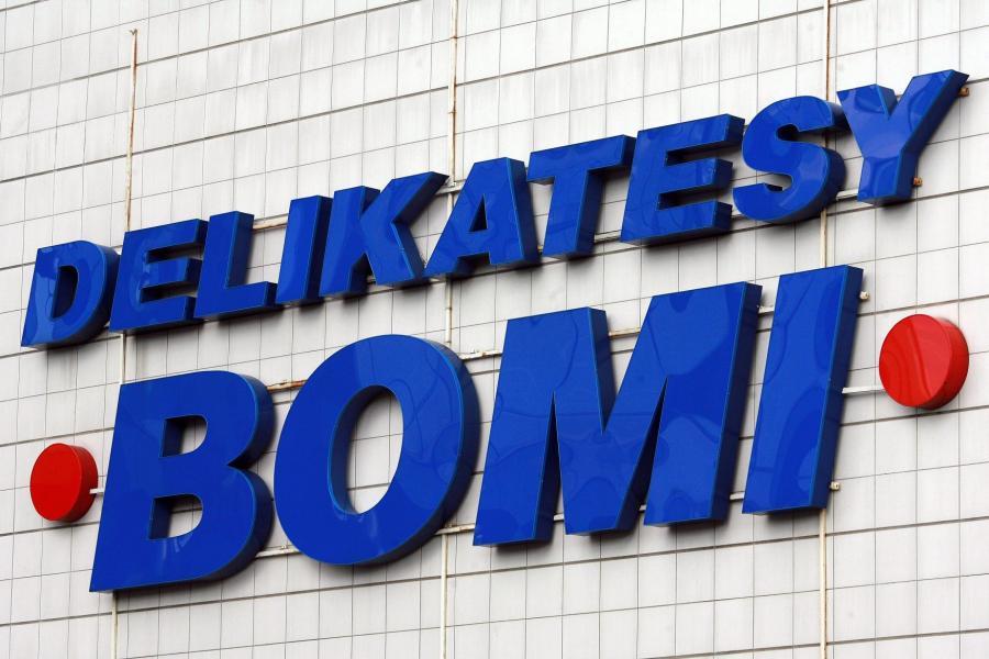 Sieć handlowa Bomi
