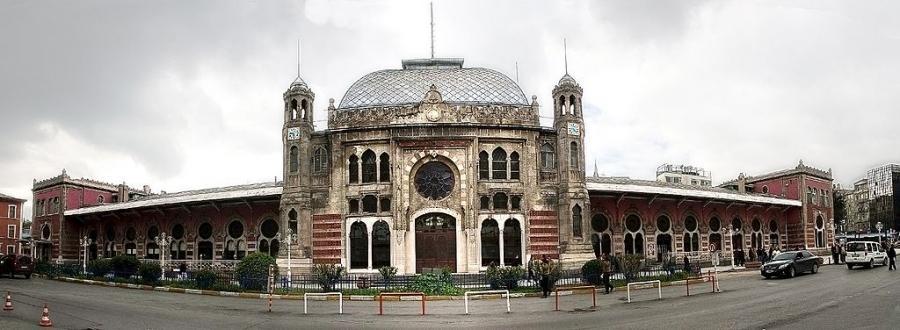 Stacja Sirkeci w Istambule