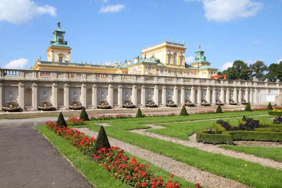 Pałac w Wilanowie