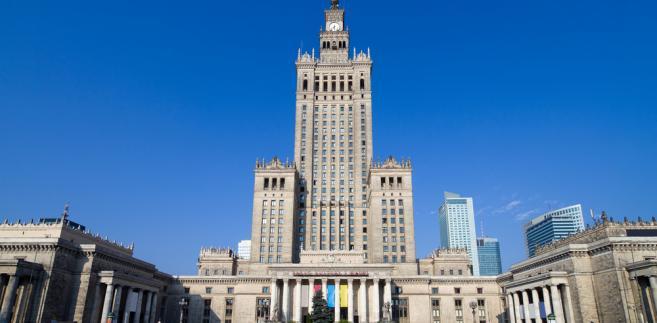 Siedziba Funduszu miałaby mieścić się w Pałacu Kultury i Nauki.