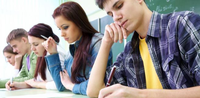 W ubiegłym roku średni wynik z matury z matematyki wyniósł w skali kraju 48 proc.